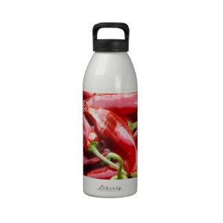 Hot Stuff Reusable Water Bottle