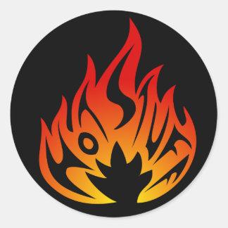 Hot Stuff Sticker
