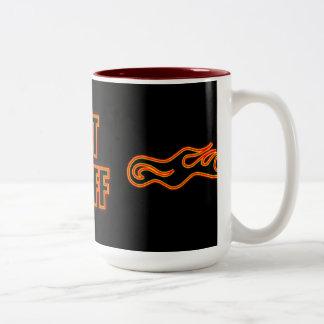 Hot Stuff Two Tone Mug