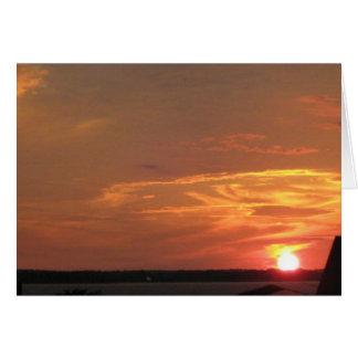 Hot Summer Nights Card