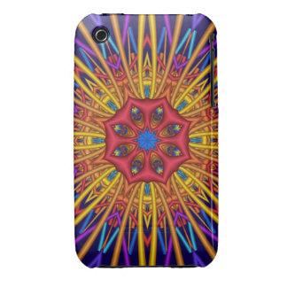 Hot Summer Sun, abstract fantasy Case-Mate iPhone 3 Case
