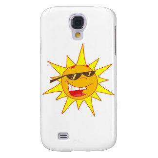 Hot Sun Cartoon Character Samsung Galaxy S4 Covers