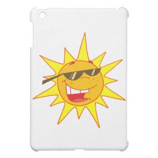 Hot Sun Cartoon Character iPad Mini Covers