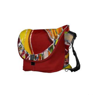 Hot Sun Messenger Bar Messenger Bag