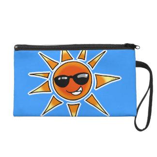 hot sun wristlet purses