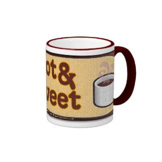 Hot & Sweet Coffee Coffee Mug