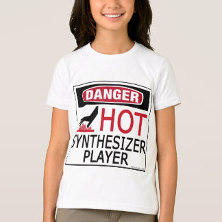 Hot Synthesizer Player T-Shirt