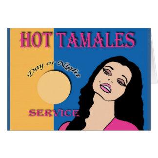 Hot Tamales Card