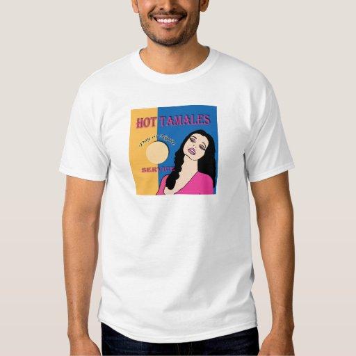 Hot Tamales Tshirts