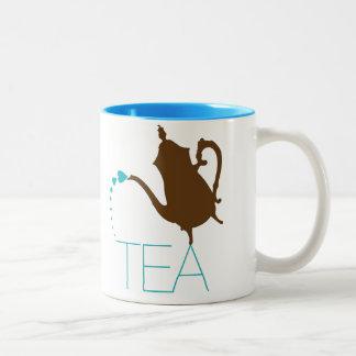 Hot tea cup design