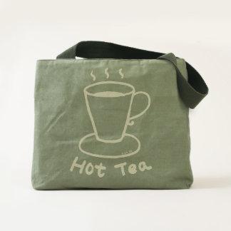 hot tea drink tote