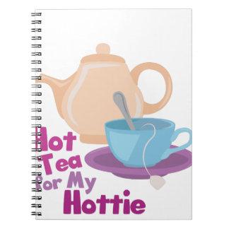 Hot Tea Notebooks