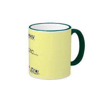 hot tea....., very hot.., hotty ringer mug