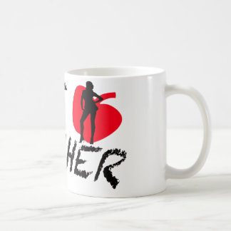 Hot Teacher Coffee Mug