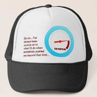 Hot Tempered? Trucker Hat