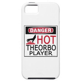 Hot Theorbo Player iPhone SE/5/5s Case