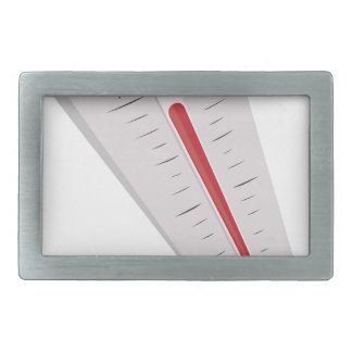 Hot Thermometer Belt Buckles