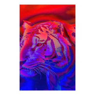Hot Tiger Stationery Paper