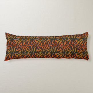 Hot Tiger Stripe Animal Print Body Pillow