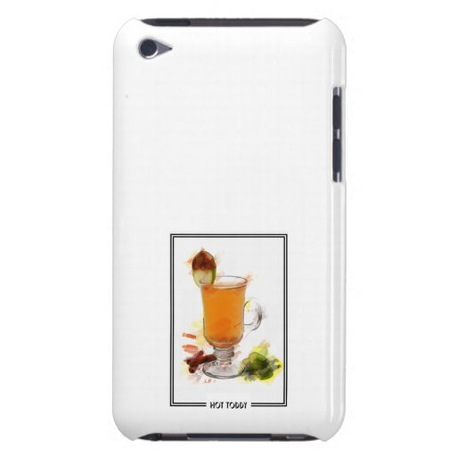 Hot Toddy Cocktail Marker Sketch Case-Mate iPod Touch Case