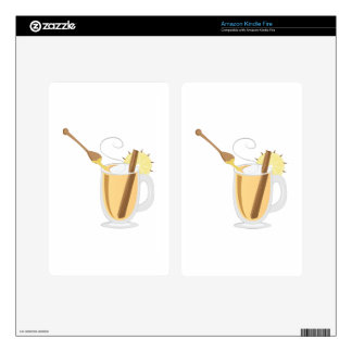 Hot Toddy Kindle Fire Skins