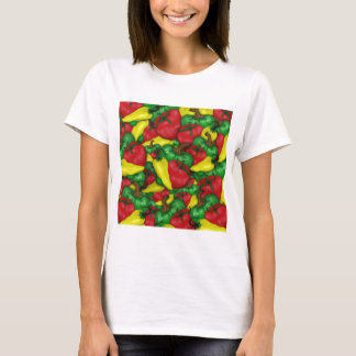 Hot Tomato Peppers T-Shirt