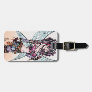 Hot Topic Faerie Luggage Tag
