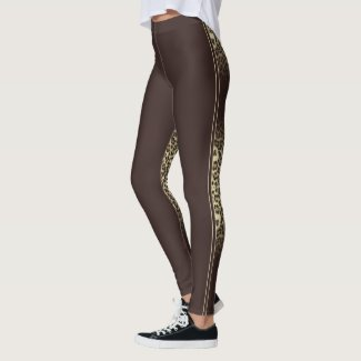 Hot Trendy Leopard Leggings