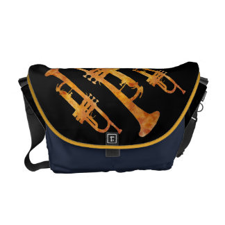Hot Trumpets Courier Bags