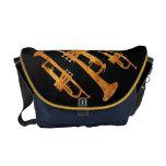 Hot Trumpets Messenger Bags