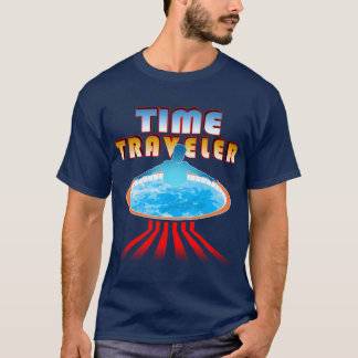 Hot Tub Time Traveler T-Shirt