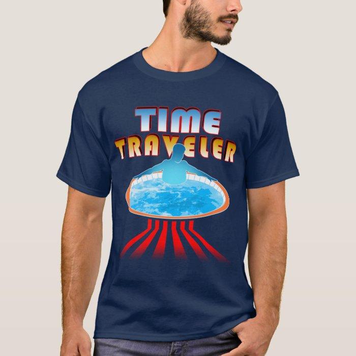Hot Tub Time Traveler T-Shirt