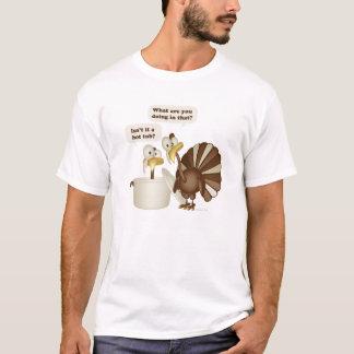 Hot Tub Turkey T-Shirt