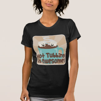 Hot Tubbing Marshmallows T-Shirt
