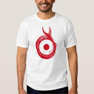 Hot Vinyl Red Tshirt