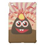 Hot Volcano Monster iPad Mini Cover