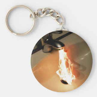 Hot Water Keychain