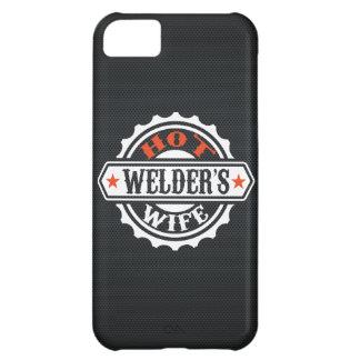 Hot Welder's Wife Case For iPhone 5C