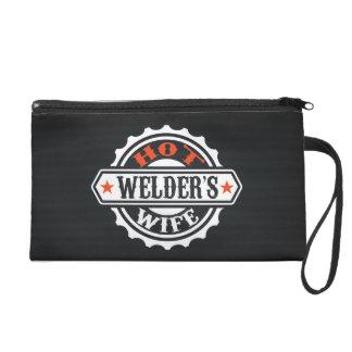 Hot Welder's Wife Wristlet
