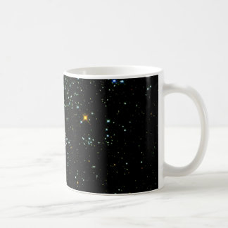 Hot White Dwarf Shines in Young Star Cluster NGC 1 Coffee Mug
