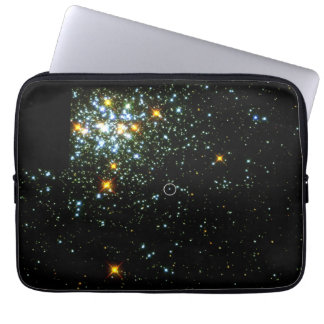 Hot White Dwarf Shines in Young Star Cluster NGC 1 Computer Sleeve
