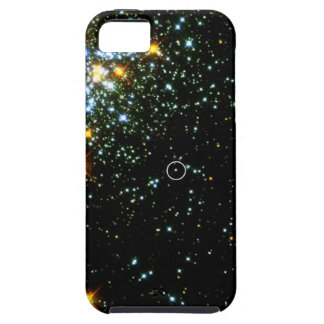 Hot White Dwarf Shines in Young Star Cluster NGC 1 iPhone 5 Cases