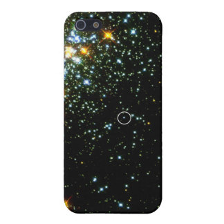 Hot White Dwarf Shines in Young Star Cluster NGC 1 iPhone 5/5S Cover