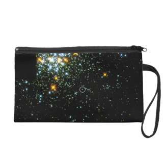 Hot White Dwarf Shines in Young Star Cluster NGC 1 Wristlet Clutch