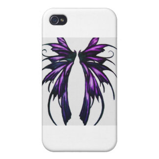 Hot Wings iPhone 4 Case