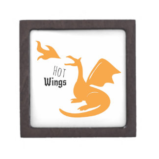Hot Wings Premium Jewelry Boxes