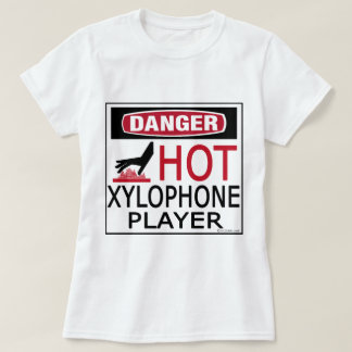 Hot Xylophone Player T-Shirt