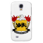 Hotchkiss Family Crest Samsung Galaxy S4 Case