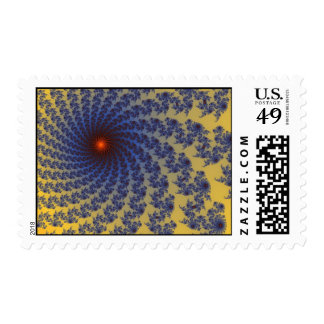 Hotcold Whirlpool Postage Stamp