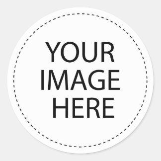 HOTDJGEAR CLASSIC ROUND STICKER
